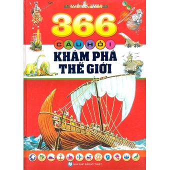 Penda - 366 Cau Hoi Kham Pha The Gioi - Bich Nguyet va Nhieu Tac Gia