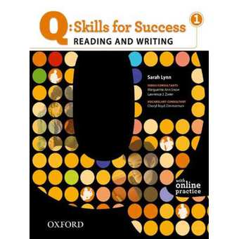 Penda - Q Skills for Success 1 Reading & Writing Student Book with Student Access Code Card