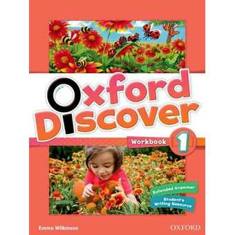 Penda - Oxford Discover 1 Workbook