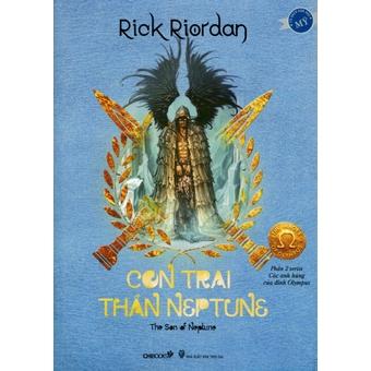 Penda - Con Trai Than Neptune (Tai Ban 2014) - Rick Riordan, Thien Tu