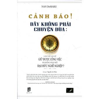 Penda - Canh Bao! Day Khong Phai Chuyen Dua - Nan DeMars,Nguyen An Nhan
