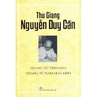 Penda - Trang Tu Tinh Hoa va Trang Tu Nam Hoa Kinh - Thu Giang Nguyẽn Duy Càn
