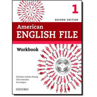 Penda - American English File Second Edition 1 Workbook and iChecker