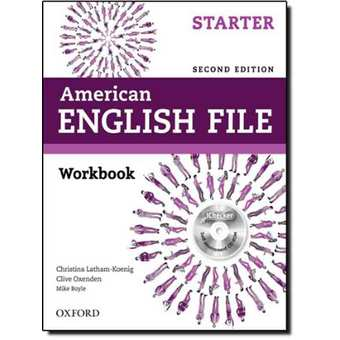 Penda - American English File Second Edition Starter Workbook and iChecker