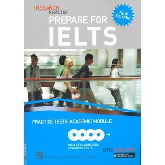 Penda - Prepare For IELTS - Practice Tests: Academic Module (Kem 4 CD) - Nhieu Tac Gia
