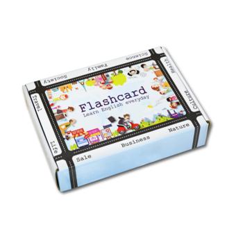 Penda - 3000 tu Tieng Anh thong dung nhat của Oxford Flashcard Oxford F07