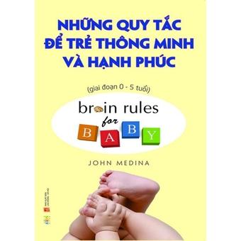 Penda - Nhung quy tac de tre thong minh va hanh phuc - John Medina