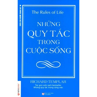 Penda - Nhung Quy Tac Trong Cuoc Song (Tai Ban 2015) - Richard Templar,Duong Kim Tuyen
