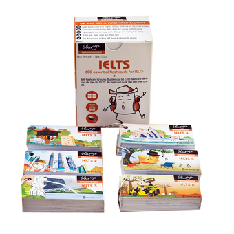 Penda - Flashcard Blueup 1100 tu vung IELTS - Phan 1