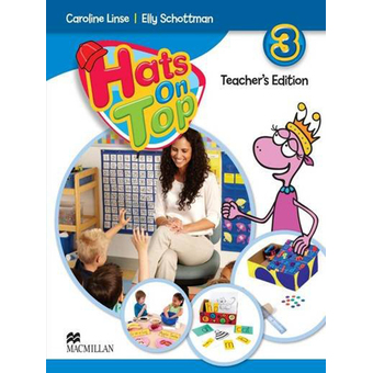 Penda - Hats On Top 3 Teacher'S Edition + Webcode