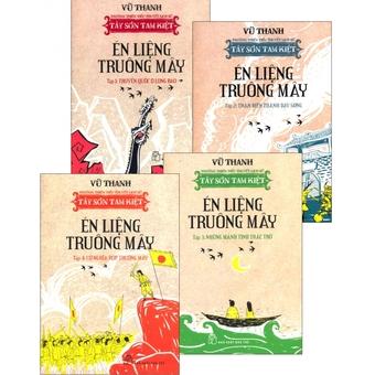 Penda - En Lieng Truong May (Bo 4 Tap) - Vu Thanh