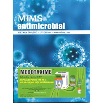 Penda - MIMS Antimicrobial Khang sinh - Nhièu tac giả