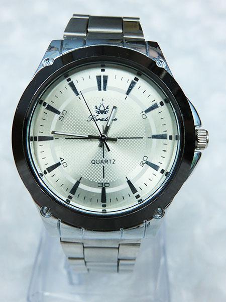 Đồng hồ nam dây kim loai 048 ( có hộp )