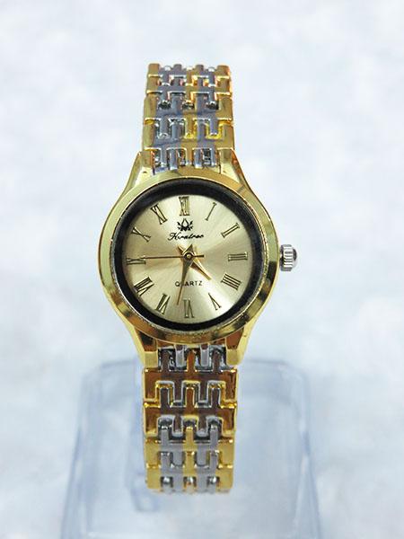 Đồng hồ nữ khóa gập kim loại 044 ( có hộp )