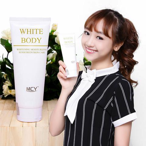 Phụ kiện Phát Đạt - Kem duong the white body MCY 200ml