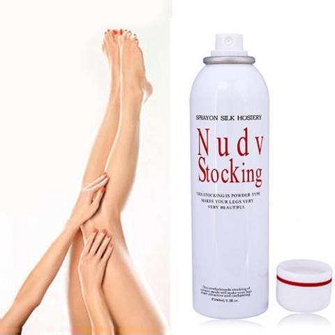 Phụ kiện Phát Đạt - Chai xit tat phun nudv stocking 160ml