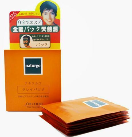 Phụ kiện Phát Đạt - Mat na bun dap mat Shiseido Natugro ( hop 10 goi )