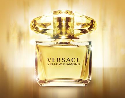 Phụ kiện Phát Đạt - Nuoc hoa nu versace yellow diamond 90ml - hang fake sing
