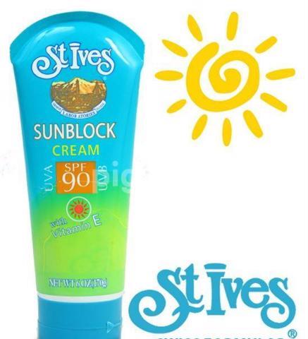 Phụ kiện Phát Đạt - Kem chong nang sunblock cream spf 90 - 170ml