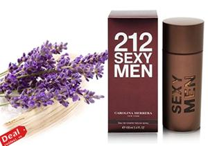 Red Deal - Nuoc Hoa 212 Sexy Men (100ml )