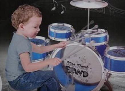 Bộ Trống Jazz Drum Cho Trẻ