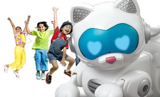 Mèo robot thông:8903