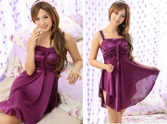 HOTDEAL Váy ngủ voan 2:9238