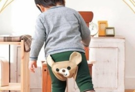 Combo 2 quần mặt gấu xinh xắn cho bé