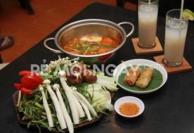 Thưởng thức 1 trong 3 set menu chay dành cho 2 người tại Sen Việt 2