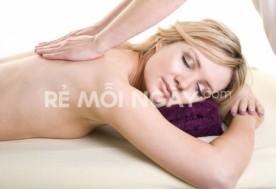 Massage và đắp mặt nạ toàn thân + massage mặt + đắp mặt nạ Thảo dược tự nhiên (70 phút) tại spa Hoa Hồng