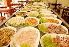 Buffet Hải sản và các món nướng PARADISE