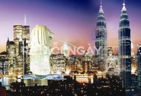 TOUR SINGAPORE - MALAYSIA 6 NGÀY 5 ĐÊM
