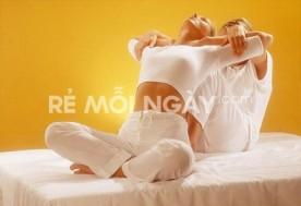 Massage Thái cổ truyền 75 phút tại SAM SPA