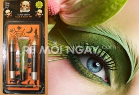 Bộ Make up and Body Art (hóa trang Halloween)