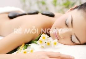 Massage body tinh dầu đá nóng tại thẩm mỹ viện Nhan Sắc ( 90 phút)