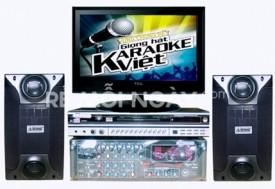 Combo Dàn karaoke gia đình 5&6 số AZ9S P386 (bao lắp đặt tại nhà)