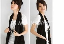 Áo khoác Gile nữ 2 túi thời trang
