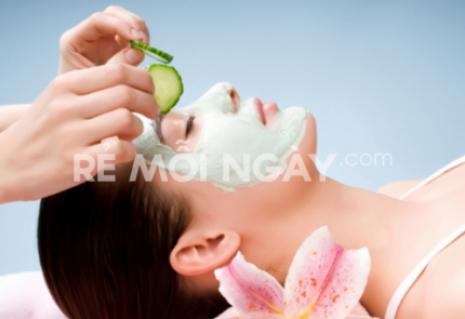 Massage body + massage tan mỡ bụng + đắp mặt nạ tổ yến + gội đầu 75 phút tại Spa An An