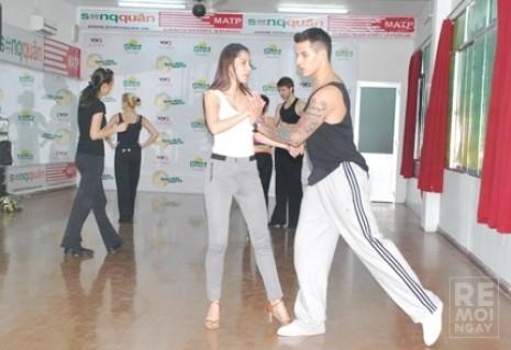 Dancesport Rạch Miễu