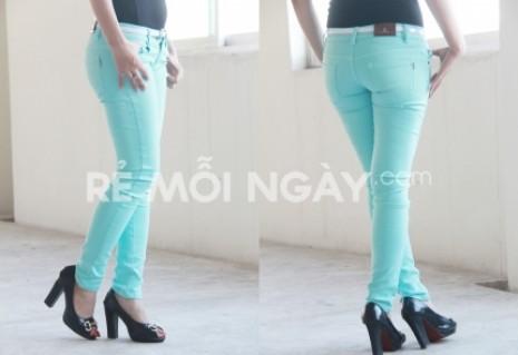 Quần Jean color thời trang