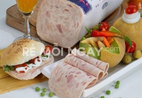 1 kg Thịt Jambon - Đồ Ăn