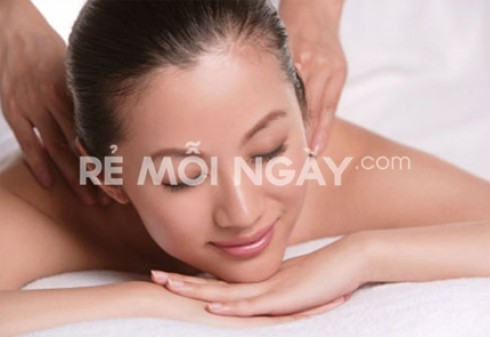 Massage Thái cổ truyền 60 phút tại SAM SPA
