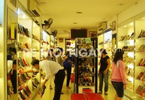 Shop giầy búp bê Om SHOES