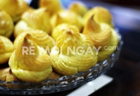 30 bánh su kem tại tiệm Bánh su kem Nam Phương - 1 - Cafe