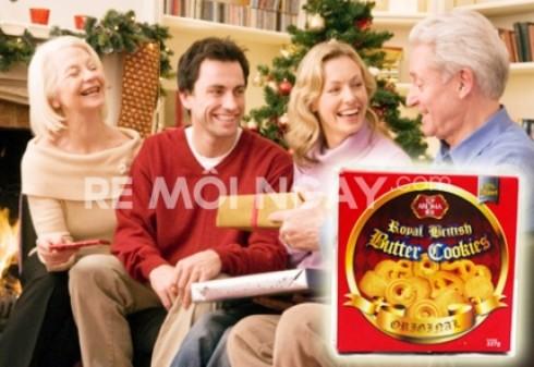 1 hộp bánh Butter CooKies 227 gram