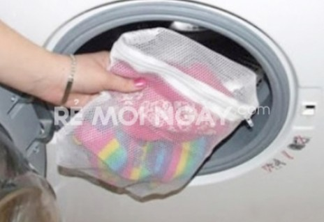 Combo 3 túi giặt lưới hình vuông