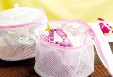 Combo 2 túi giặt lưới hình tròn