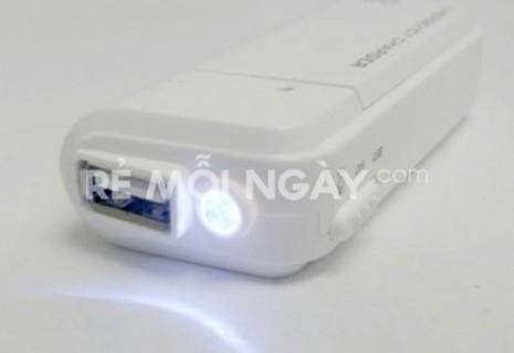 Sạc Pin Di Động Cho iPhone, iPod, HTC, Mp3, Không Cần Sử Dụng Nguồn Điện