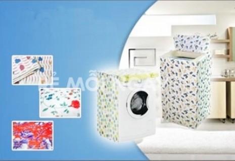 Bạt phủ máy giặt cửa trên tiện lợi