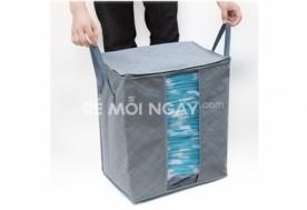 Túi vải 1 ngăn đứng